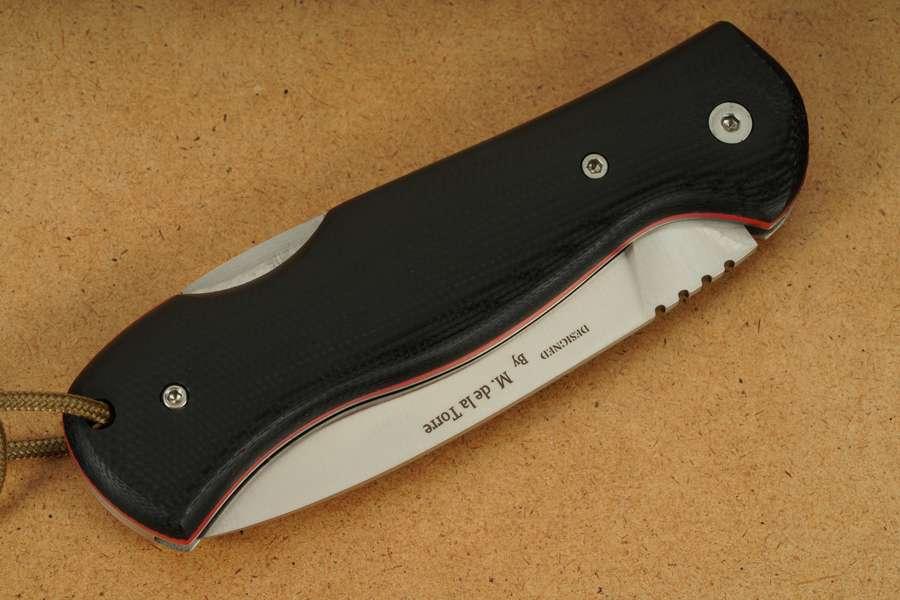 Nieto Taschenmesser Outdoormesser Messer Jagdmesser CENTAURO XXL