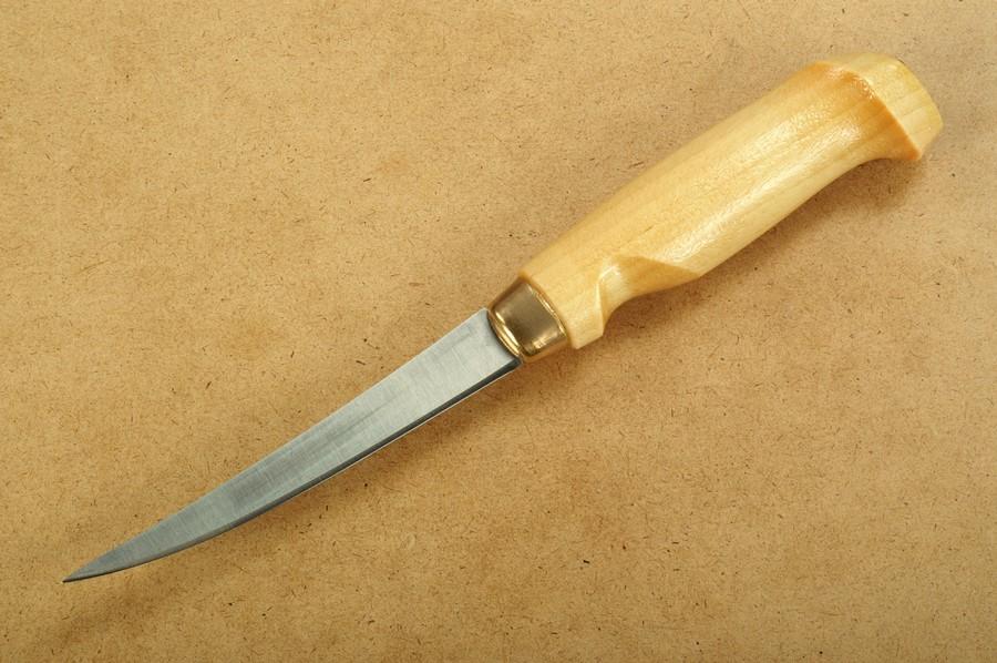 marttiini filiermesser mit holzgriff 10 cm klinge kaufen. Black Bedroom Furniture Sets. Home Design Ideas